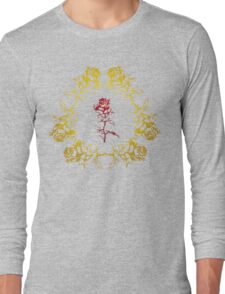 Roses Intertwined Long Sleeve T-Shirt