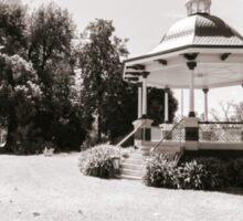 Benalla Botanic Gardens Rotunda Sticker