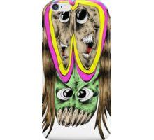 Voodoo Witch Head Love Tiki iPhone Case/Skin
