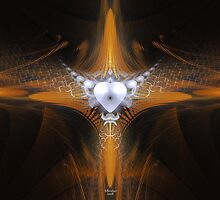 'Purity in Silver and Gold' by Scott Bricker