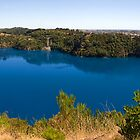 The Blue Lake by Marcus Jones