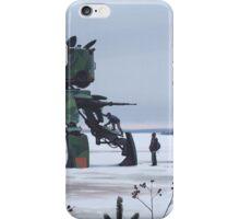 Unlock. Explore. Repeat. iPhone Case/Skin