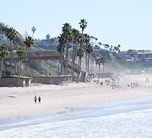 T-Street Beach by polylongboarder
