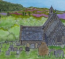 Northumberland Church by annieg246