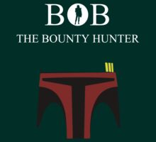 BOB The Bounty Hunter T-Shirt