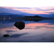 Lake Jindabyne, Australia Photographic Print