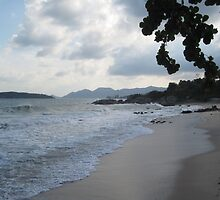 A Beautiful Thai Beach by DAdeSimone