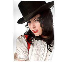 Burlesque Diva Poster