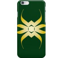 Beetle in Gold iPhone Case/Skin