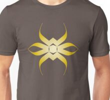 Beetle in Gold Unisex T-Shirt