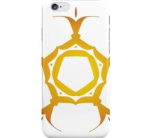 Golden Lilies iPhone Case/Skin