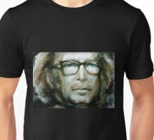 Eric Clapton watercolor Unisex T-Shirt
