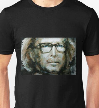 Eric Clapton watercolor Unisex T-Shirt