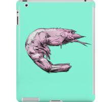 Prawn iPad Case/Skin