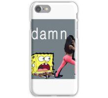 damn iPhone Case/Skin