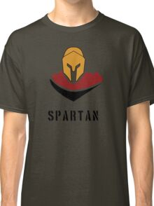 Spartan Warrior Ver.2 Classic T-Shirt
