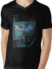 Lizard T-Shirt Mens V-Neck T-Shirt