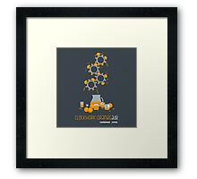 Clockwork OrangeADE Framed Print