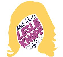 What would Leslie Knope do? by ellyblease