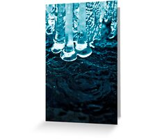 Spine Shivers Greeting Card