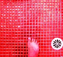 the foot by Michael Bisset