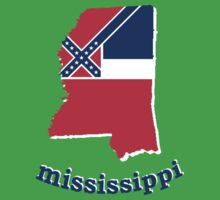 mississippi state flag by peteroxcliffe