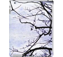 Grebe Spotting iPad Case/Skin