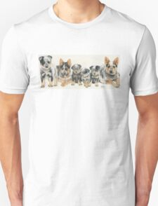Australian Cattle Dog Puppies Unisex T-Shirt