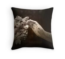 """""""Love Unmarred by Death""""  Throw Pillow"""