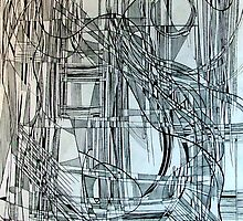 Line Abstraction 1 by Josh Bowe