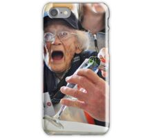 100 at the top of the world iPhone Case/Skin