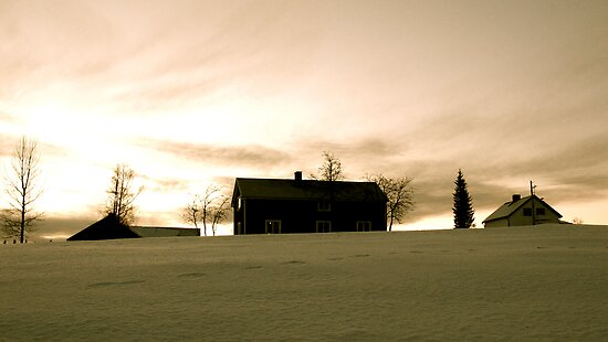 SERIES: Lapland Village #11 by The  Republic Of Media