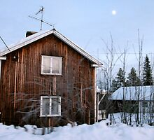 SERIES: Lapland Village #6 by The  Republic Of Media