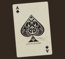 Ace of spades by Marco Recuero