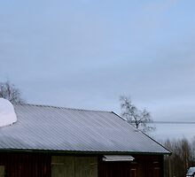 SERIES: Lapland Village #3 by The  Republic Of Media