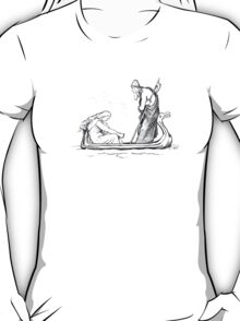 Frigg and Odin T-Shirt