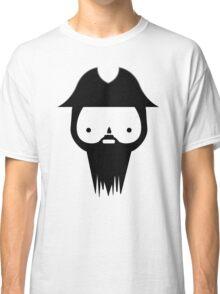 Black Beard Classic T-Shirt