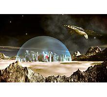 Starship Trooper Photographic Print