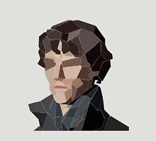 Sherlock Polygons Unisex T-Shirt
