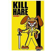 Kill Hare Photographic Print