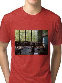 All Sewn Up Tri-blend T-Shirt
