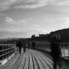 The Ghosts of Whitby Pier by Paul McGuire