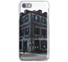 Charleston French Quarter Gallery iPhone Case/Skin
