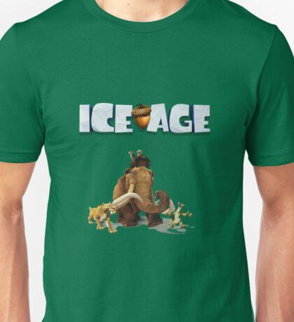 ice age Unisex T-Shirt