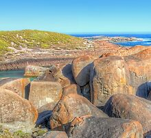Elephant Rocks Panorama - HDR - Denmark - WA by Colin  Williams Photography
