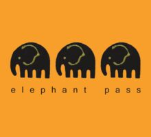 Elephant Pass by Nalin K
