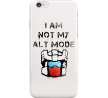 Anti-Functionist iPhone Case/Skin