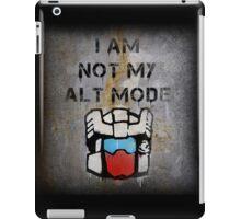 Anti-Functionist iPad Case/Skin