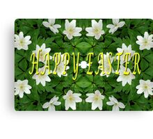 EASTER 76 Canvas Print