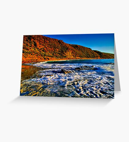 """""""Cathedral Rock Beach"""" Greeting Card"""